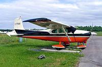 C-FKQX @ CYRO - Cessna 182A Skylane [51313] Ottawa-Rockcliffe~C 19/06/2005 - by Ray Barber
