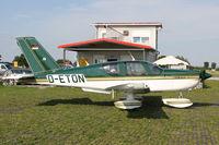 D-ETON @ LOAD - ex N55391 / Fliegerclub St.Poelten - by Loetsch Andreas