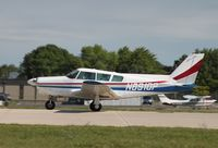 N8910P @ KOSH - Piper PA-24-260 - by Mark Pasqualino