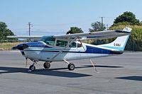 C-GIUJ @ CZBB - Cessna 182D Skylane [182-53268] Boundary Bay~C 20/07/2008 - by Ray Barber