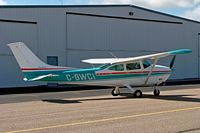 C-GWCI @ CYQF - Cessna 182P Skylane [182-61929] Red Deer~C 23/07/2008 - by Ray Barber