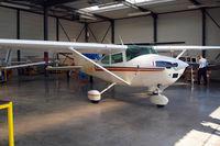OO-SHE @ EBZW - R/Cessna F.182Q Skylane [0098] Genk-Zwartberg~OO 12/08/2010