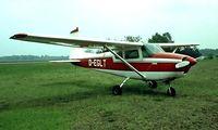 D-EGLT @ EDDG - Cessna 182B Skylane [52048] Munster-Osnabruck~D 26/05/1984 - by Ray Barber