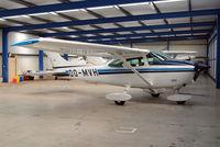 OO-MVH @ EBZW - Cessna 182P Skylane [182-62473] Zwartberg-Genk~OO 12/08/2010