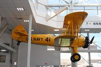 05369 @ KNPA - Naval Aviation Museum - by Glenn E. Chatfield
