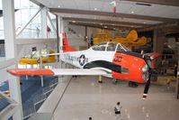 138326 @ KNPA - Naval Aviation Museum - by Glenn E. Chatfield