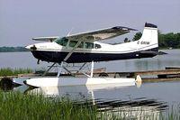 C-GRIW @ CNJ4 - Cessna A.185F Skywagon 185 [185-02533] Orillia~C 21/06/2005 - by Ray Barber