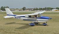 N1374Y @ KOSH - Airventure 2012 - by Todd Royer
