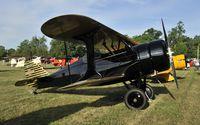 N4442 @ KOSH - Airventure 2012