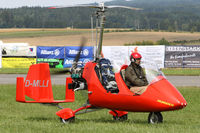 D-MLLI @ LOAB - Gyrocopter - by Loetsch Andreas