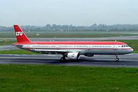 D-ALSD @ EDDL - Airbus A321-211 [1607] (LTU) Dusseldorf~D 27/05/2006 - by Ray Barber