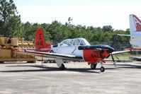 161842 @ KNPA - Naval Aviation Museum - by Glenn E. Chatfield