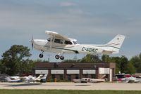 C-GDKC @ KOSH - Cessna 172RG - by Mark Pasqualino