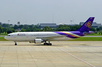HS-TAL @ VTBD - Airbus A300B4-622R [569] (Thai Airways) Bangkok~HS 30/10/2005 - by Ray Barber