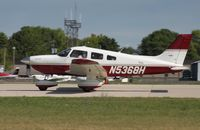 N5368H @ KOSH - Piper PA-28-181 - by Mark Pasqualino