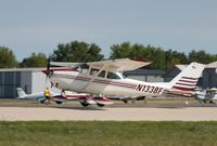 N1338F @ KOSH - Cessna 172G - by Mark Pasqualino