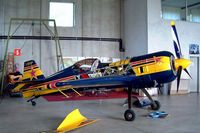I-SKIP @ LIPT - Sukhoi Su-26M [03-05] Vicenza~I 17/07/2004