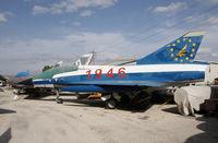 231 - Epner colours (test pilots school)  Musée aéronautique d'Orange, France - by olivier Cortot