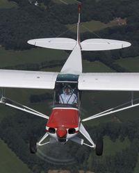 G-MGMM @ INFLIGHT - Piper 18 Super Cub