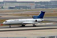 RA-85725 @ EDDF - Tupolev Tu-154M [92A-907] (Sibir Airlines) Frankfurt~D 09/09/2005
