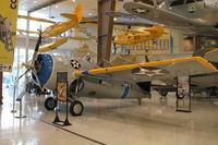 3872 @ KNPA - Naval Aviation Museum - by Glenn E. Chatfield