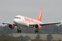 G-EZUJ @ EGGW - easyJet - by Chris Hall