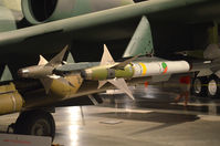 78-0681 @ KFFO - AF Museum AIM-9 missiles - by Ronald Barker