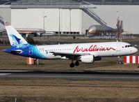 8Q-IAN @ LFBO - Landing rwy 14R - by Shunn311