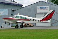 C-FRYZ @ CYRP - Cessna 310J [310J-0036] 0ttawa-Carp~C 19/06/2005 - by Ray Barber
