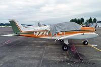 N6113N @ AWO - 1969 Beech B23, c/n: M-1199