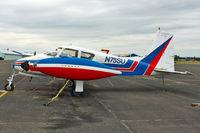N75SU @ AWO - 1958 Cessna 310A, c/n: 38110