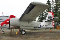 N8112A @ AWO - 1957 Grumman S-2A Tracker, c/n: 336 ex Bu136427