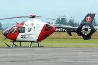 N954AL @ AWO - 2008 Eurocopter Deutschland Gmbh EC 135 T2+, c/n: 0694