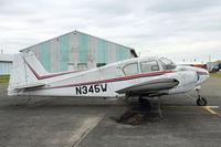 N345W @ AWO - 1956 Piper PA-23, c/n: 23-547