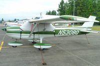 N5308Q @ AWO - 1972 Cessna 150L, c/n: 15073208