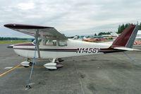 N1458Y @ AWO - 1962 Cessna 172C, c/n: 17249158