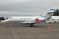 N744XP @ AWO - 2005 Raytheon Aircraft Company HAWKER 800XP, c/n: 258744