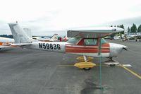 N5983G @ AWO - 1969 Cessna 150K, c/n: 15071483