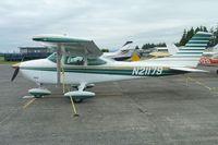 N21179 @ AWO - 1972 Cessna 182P, c/n: 18261468
