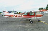 N7438G @ AWO - 1973 Cessna 150L, c/n: 15074655