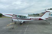 N2813Q @ AWO - 1971 Cessna 172L, c/n: 17259813