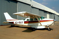A2-RAY @ FALA - Cessna 206 Super Skywagon [206-0043] Lanseria~ZS 05/10/2003 - by Ray Barber