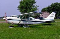 C-GTSS @ CNJ4 - Cessna TU.206G Turbo Stationair 6 [U206-05205] Orillia~C 21/06/2005 - by Ray Barber