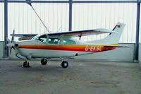 D-EKSL @ EDLW - Cessna T.210N Turbo Centurion [210-64855] Dortmund~D 26/05/2006 - by Ray Barber