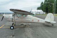 N72482 @ AWO - 1946 Cessna 120, c/n: 9650