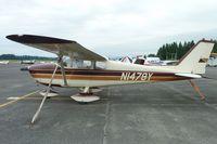 N1478Y @ AWO - 1962 Cessna 172C, c/n: 17249178