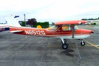 N6512G @ AWO - 1970 Cessna 150L, c/n: 15072012