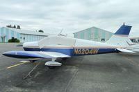 N6204W @ AWO - 1964 Piper PA-28-140, c/n: 28-20218