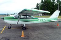 N3942L @ AWO - 1966 Cessna 172G, c/n: 17254111