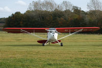 G-BSDJ @ EGBT - at Turweston's 70th Anniversity fly-in celebration - by Chris Hall